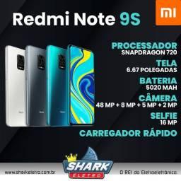 Celular Xiaomi Redmi Note 9S 128gb/6gb