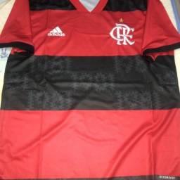 Camiseta Flamengo nova temporada