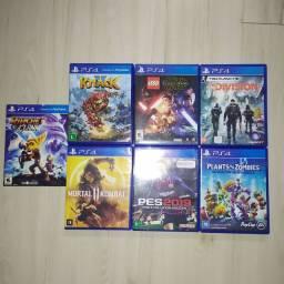 Jogos PS4 barato
