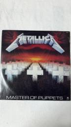 Lp metallica master of puppets