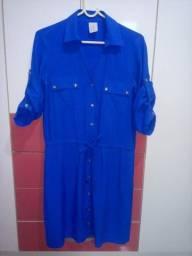 Vestido e Jaqueta Seminovos - Tamanho 40