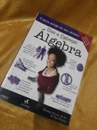 """Livro de estudos """"Use a cabeça, Álgebra"""""""