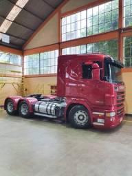 Caminhão Scania R580 V8 6X4 2011