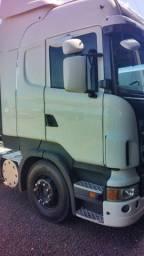 Caminhão scania r 440 6x2 higline completo ano 2013
