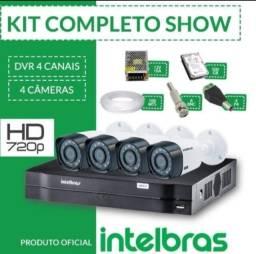 Câmeras de segurança cftv                74890-020
