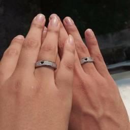 Alianças - alianças - alianças - alianças de namoro