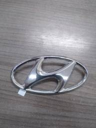 Emblema Grade Hyundai