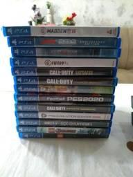 13 jogos de PS4 barato demais