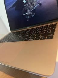 Macbook Air 2019 i5 Dourado / Aceitamos o seu na troca /