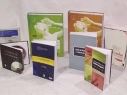 Livros Especializações em Enfermagem, Feridas, Medicamentos