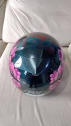 Vendo capacete FLY semi-novo