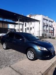 Título do anúncio: Nissan Sentra sv gnv automatico 4P