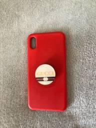 Capa para IPhone XS Max Gucci Inspired