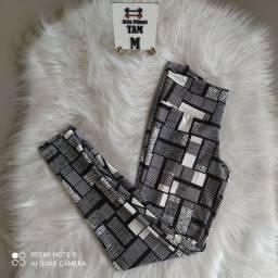 Promoção, leggings Cintura alta poliamida!!;