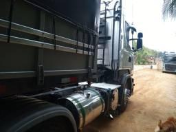 Vendo Scania ano 2016 com carreta guerra ano 2917