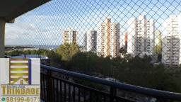 Apartamento No Renascença ,199m² , Vista Mar ,3 Suítes ,Moveis projetado