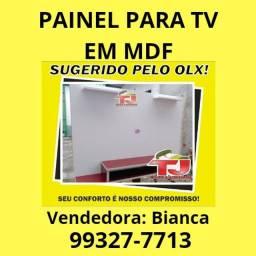 PAINEL PARA TV 100% MDF, PAINEL PARA TV 100% MDF, PAINEL PARA TV 100% MDF