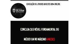 Certificado Ensino Médio (EJA)