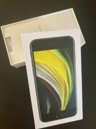 IPhone SE 2 128GB - Parcelo no cartão