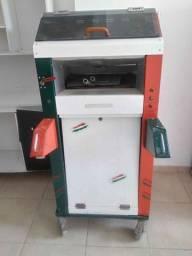 Máquina de assar pizza expressa
