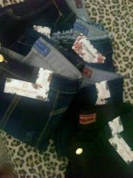 5 calças por 140,00