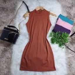 Vestidos Canelados