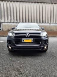 Raridade - Linda VW Touareg R-Line- 4.2 V8 - 360 CV