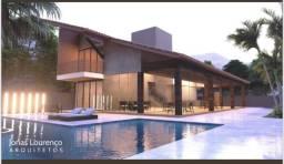 Casa com 410m² 5 suítes na Praia de Carapibus