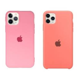 Case do iPhone 11 Pro Max (combo 2 unds)