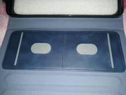 Capa de couro para tablet