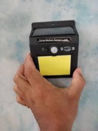 Luz solar com sensor de movimento à prova d'água