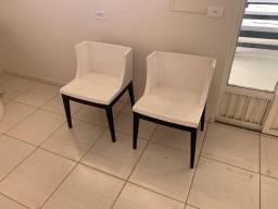 Cadeira de corino