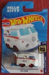 Hot Wheels Kombi Hello Kitty