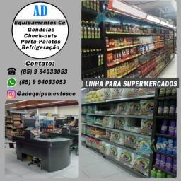 equipamentos de supermercado