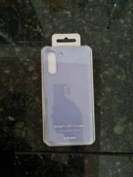 Capinha Samsung S21+ Smart Led.