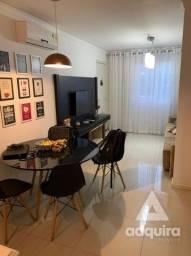 Casa em condomínio com 2 quartos no Condomínio Residencial Capri - Bairro Uvaranas em Pont