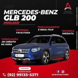 Título do anúncio: mercedes glb 200