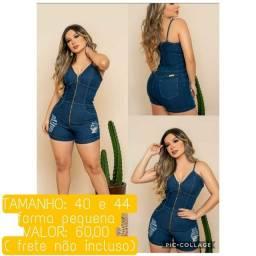 Jeans feminino com lycra