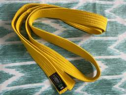 Faixa amarela Taekwondo marca Koryo Sports