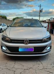 VW Polo Comfortline 200 TSI 2018/2018 - Baixa Km / Na garantia / Impecável