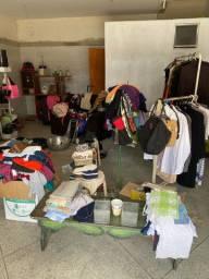 Bazar de roupas,calçados e utensílios