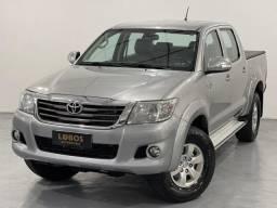 Toyota Hilux SRV 2.7 Flex 4x2 ano 2015