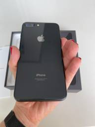 iPhone 8 Plus 256 gb Cinza Espacial