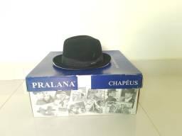 Qualidade renomada! Chapéu Pralana!