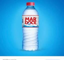 Vendo essa quantidade de água mineral