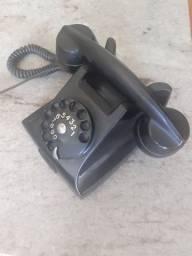 Telefone De Baquelite Antigo 1953 Ericson Dbh