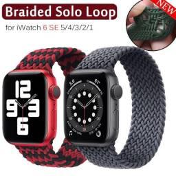 Vebdo pulseira Apple Smartwatch todos os tamanhos