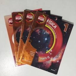 FÍSICA 1 - Os Fundamentos da Física - Moderna Plus