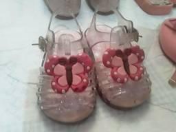 Lotinho calçados menina