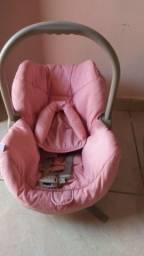 Bebê conforto e cadeirinha de segurança crianças
